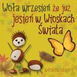 Woła wrzesień, że już jesień w Wioskach Świata!