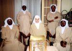Burundi: Siostry dziękują za Tabernakulum!