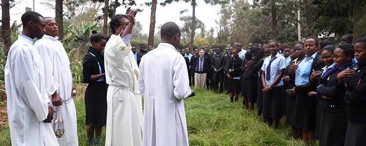KeniaNairobi2016_news_poswiecenie kamienia_fotMKubica