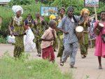Nigeria: Nie ma nudy! Są kolory :)