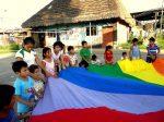 Peru: Przez kurtynę deszczu