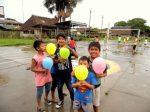 Peru: Pieczone jabłuszka, 12 winogron i płonące kukiełki