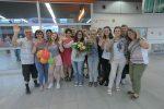Magda i Ola witajcie w Polsce!