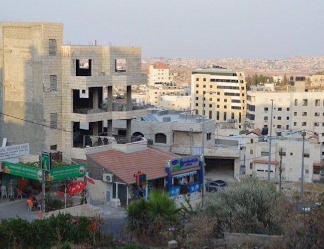 Palestyna, Betlejem - panorama