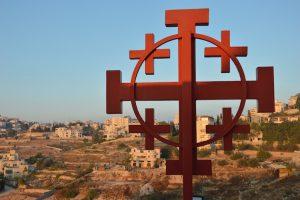 Wschód słońca w Betlejem. Każdy kolejny dzień wydaje się podobny, a jednak tak różny. Dzień za dniem uczymy się lepiej poznawać i rozumieć otaczający nas świat.