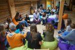Pierwsze spotkanie wolontariuszy zaprowadziło nas do Peru!!!!