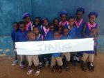 Setki uśmiechów ze Sierra Leone