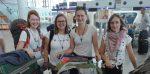 Ostatnie cztery wolontariuszki już w Boliwii