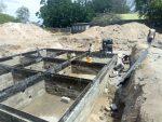 Tanzania – postęp prac w budowie zbiornika na wodę