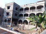 Budowa Centrum Mlodzieżowego/Szkoły Podstawowej im. Jana Pawla II w Bangladeszu