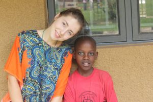Sylwia Bomba (Uganda)