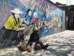 Boliwia: Boliwijka w środku miasta