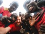 """Sudan Południowy: """"Abuna!"""" – czyli o tym, jak zostałem ojcem i co zrobić, żeby rzeka stała się drogą…?"""