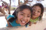 Kwarantanna na placu zabaw w Boliwii