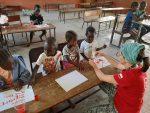 Gambia: Praca w przedszkolu