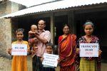 Suresh i jego rodzina mają już nowy dom!